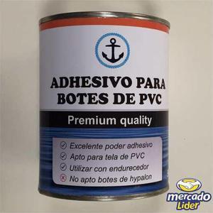 Pegamento Adhesivo Para Gomon De Pvc X 250 Cc. - Náutica