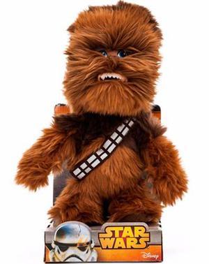 Star Wars Peluche Chewbacca Original Disney Scarlet Kids