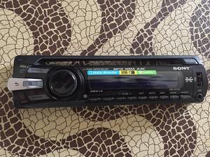 Stereo Sony Xplod excelente! usb, mp3, cd