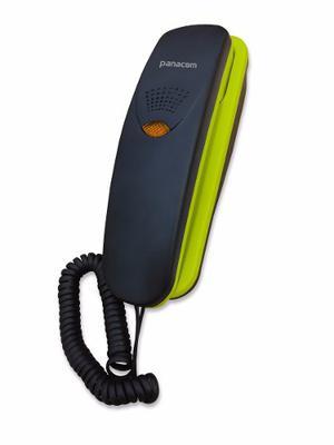 Telefono Fijo Panacom Pa- Apto Para Colgar Pared Y Mesa