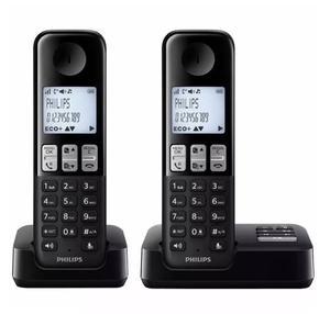 Telefono Inalambrico Philips Duo D Con Contestador