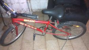 Vendo bicicleta..muy buena