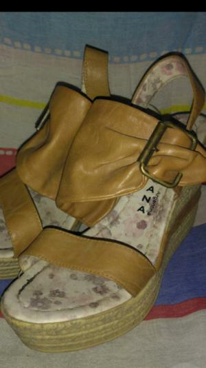 sandalias altas n36