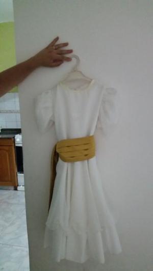vestido de niña para cortejo