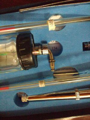 Aerografo Doble Accion Y Compresor
