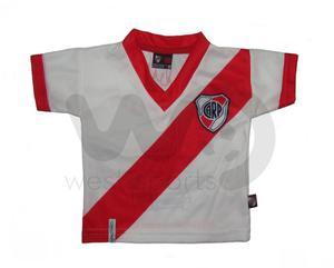 Camiseta River Plate Bebé - Producto Oficial