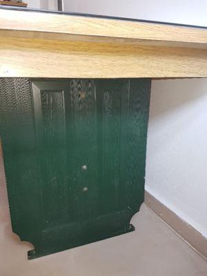 Mesa de formica rectangular