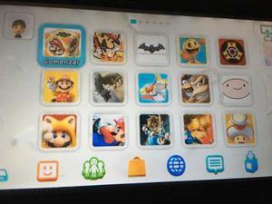 Nintendo Wii U 160gb Leer Descripción