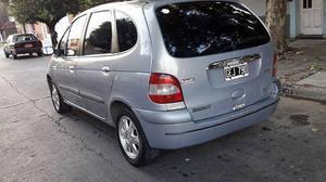 Renault Scenic 2007 2,0 con gnc ideal mecanico
