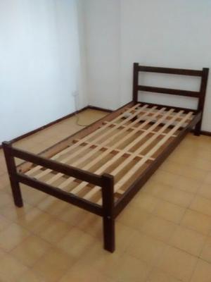 Vendo cama de 1 plaza