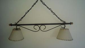 Vendo lámpara - Muy buen estado!