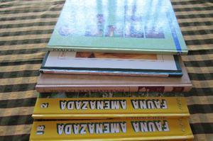 libros de animales y plantas. excelente estado!!!