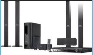 panasonic sc-pt550 - home theater system -