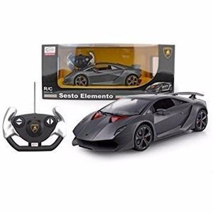 Auto Lamborghini Sesto Elemento Radio Control Escala 1:18