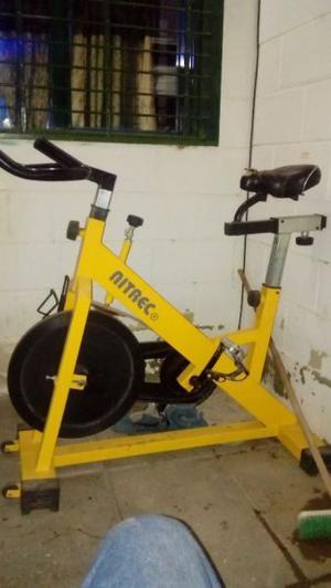 Bicicleta spinnig marca nitrec