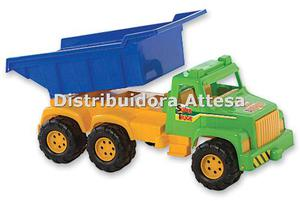 Camion Volcador Gigante Duravit 77x32x32cm