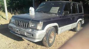 Camioneta 4x4 Ssangyong Korando Family
