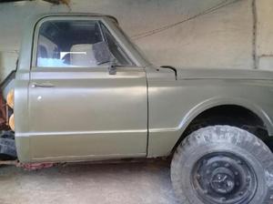 Camioneta C10 4x4 Vendo Alta Y Baja