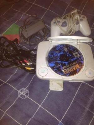 Consola De Video Juego Play Station 1 Incluye 1 Juegos Ps1