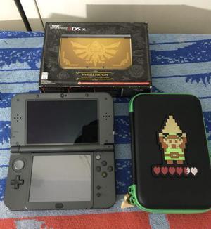 Consola nintendo 3DS XL zelda edition nueva !
