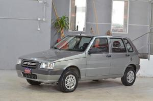 Fiat uno fire 1.3 mpi nafta 2014 5ptas color gris oscuro