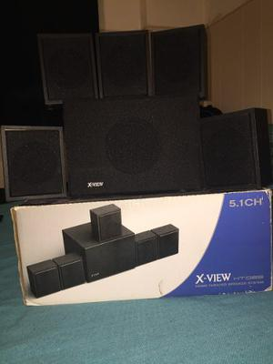 Home Theater X-view Htch