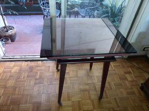 Mesa comedor-escritorio TV