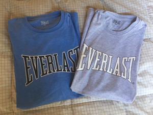 Remeras Deportivas Everlast!