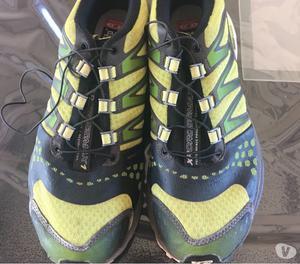 Vendo zapatillas Salomón impecables talle 40