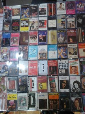 vendo cassettes originales variados