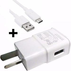 Cargador + Cable Usb Tipo C Para Huawei P9 P10 Honor 8 V9