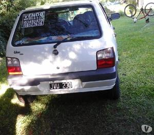 Fiat Uno Fire, 5 ptas. AA. CC. 2011. Excelente Estado.