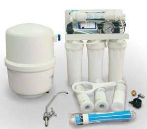 Filtro Purificador De Agua Red O Pozo Equipo Osmosis Inversa