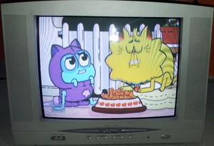 Televisor Crown 21 Pulgadas