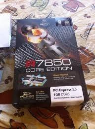 Ati Radeon Hd 7850 1gb Ddr5 256bits In Box Outlet En Caja !