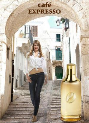 Cafe Expresso for Women - Cafe Parfums Edt 100ml PROMO!!!