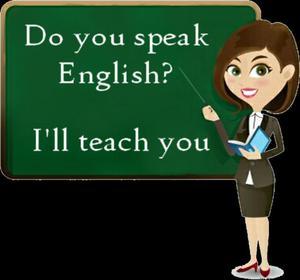 Clases de Inglés a domicilio...apoyo escolar 2018!!!!!