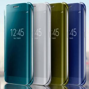 Funda Clear View Samsung S8 S8 Plus +film Vidrio 3d