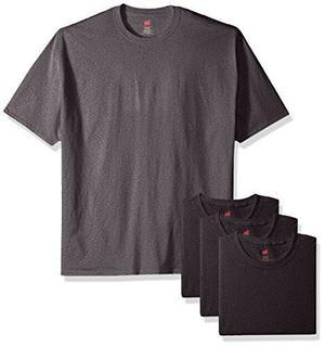 Hanes Hombres 's Comfortsoft T - Camisa (Paquete De 4), Car