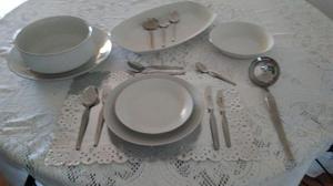 Platos porcelana vigo sellados posot class for Platos porcelana