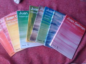Juan Gelman colección