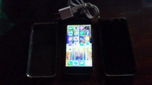Vendo Iphone 6,de 16 GB, impecable,Con dos fundas