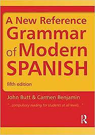 libro grammar of modern spanish quinta edicion