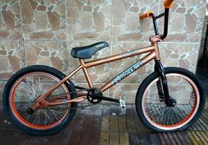 vendo bmx en perfecto estado