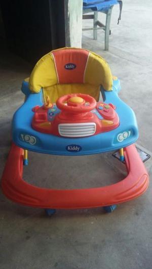 Andador coche 1