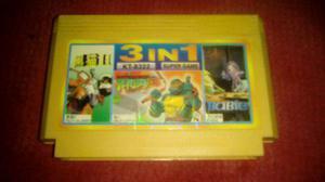 Cartucho Family Game 3 En 1. Zona Norte.