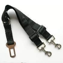 Cinturón Doble De Seguridad Para Perros. Envio!