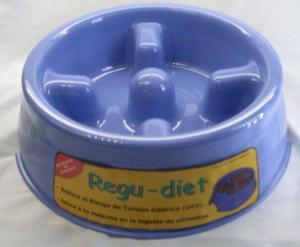 Comedero Perros Regu Diet Para Que Coma Mas Despacio!