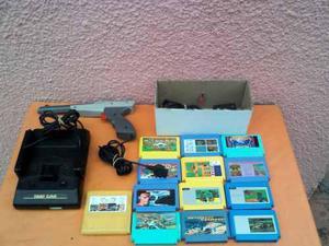 Family Game Completo Con Joystick Pistola Posot Class