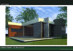 Hermosa Casa a Estrenar, Mina Clavero, Escritura